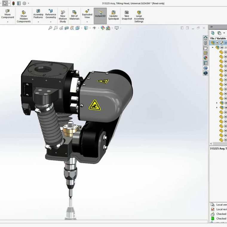 SOLIDWORKS PDM 2020 Performance Improvements
