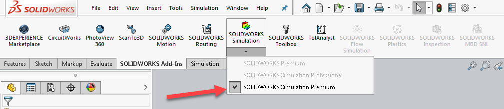 SOLIDWORKS Simulation Premium Network License