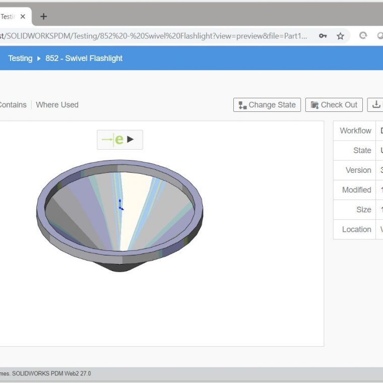 Using SOLIDWORKS PDM remotely