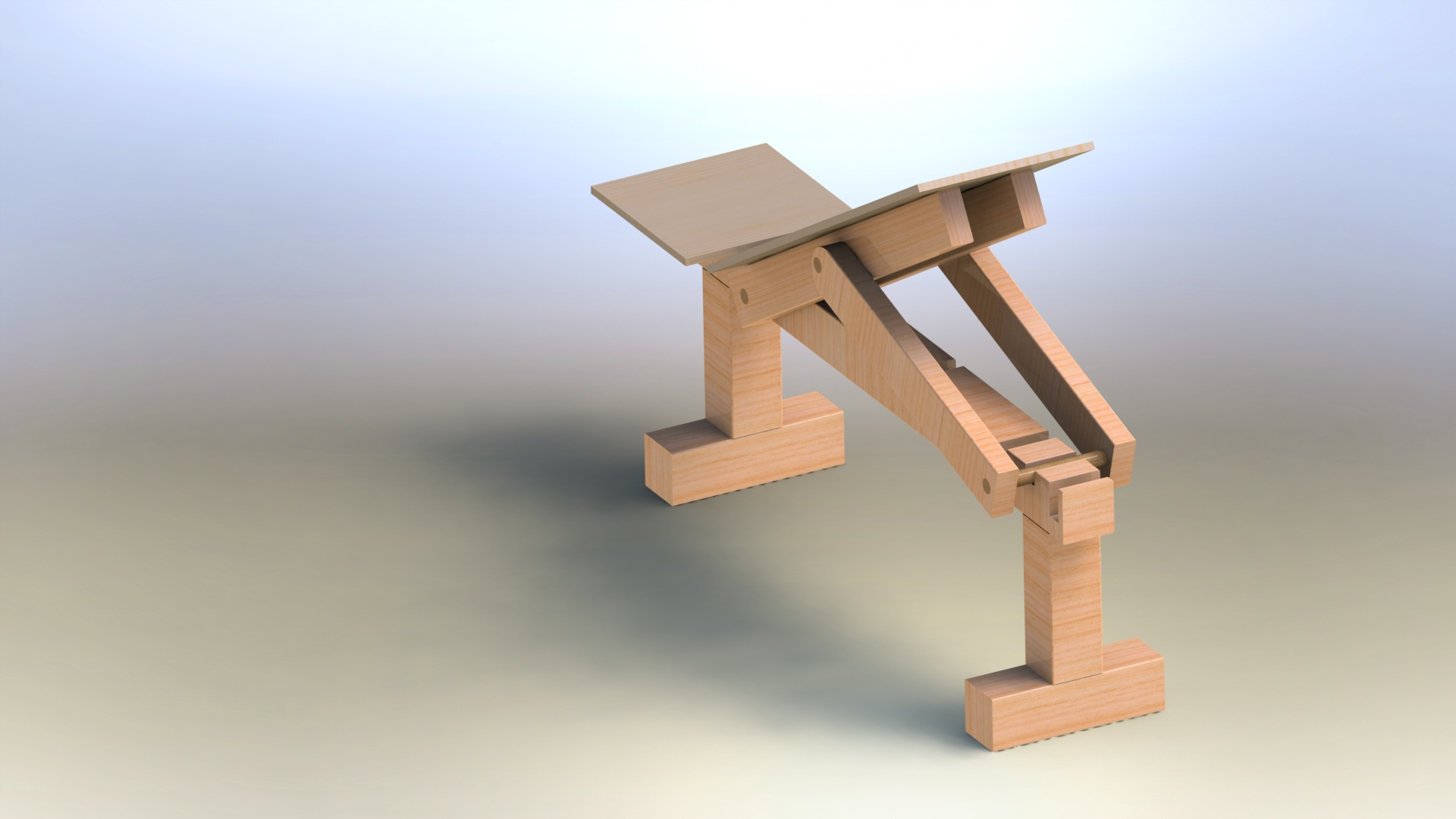 Designing A Homemade Workout Bench With
