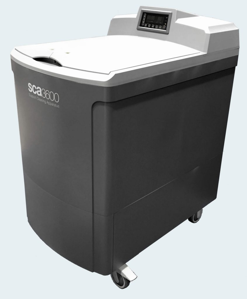 SCA-3600 cleaning tank
