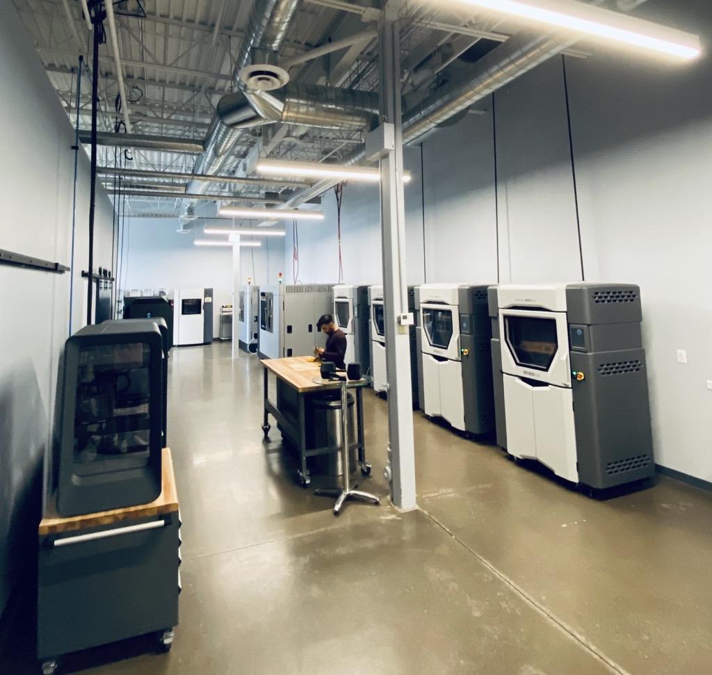 Javelin Additive Manufacturing Center