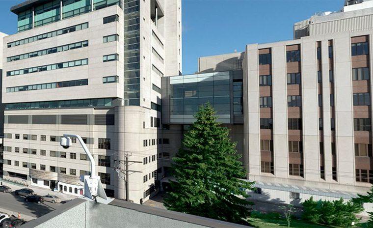 , l'Hôpital général juif