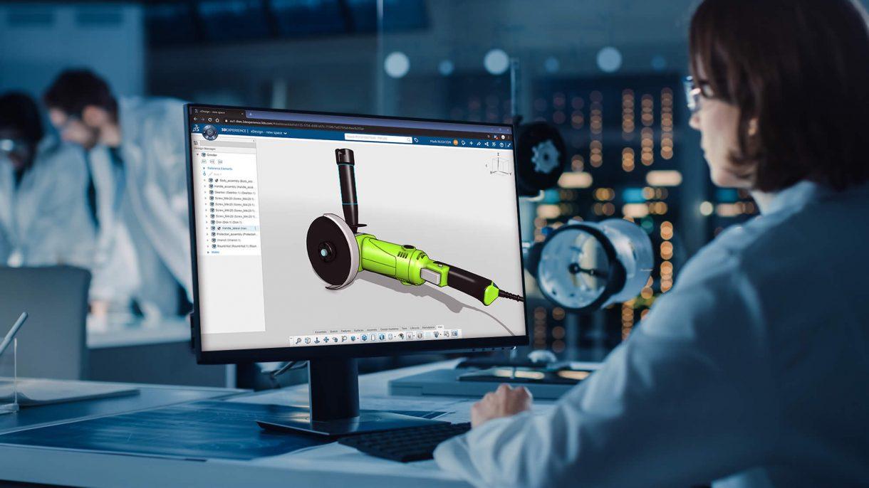 SOLIDWORKS Cloud 3D Creator