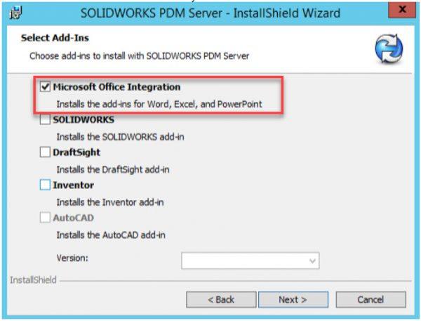 Microsoft Office Add-in Integration