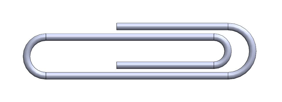 Paperclip example model