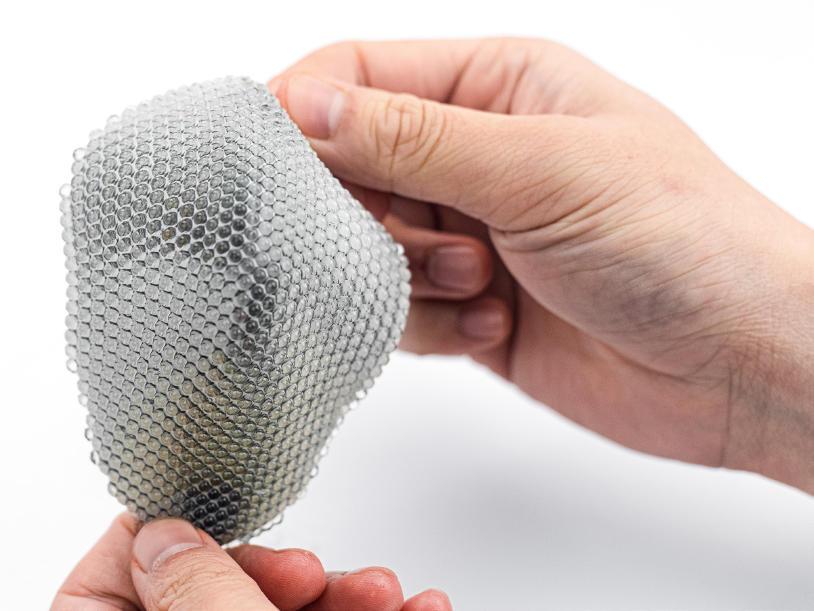 3D Optical Textiles