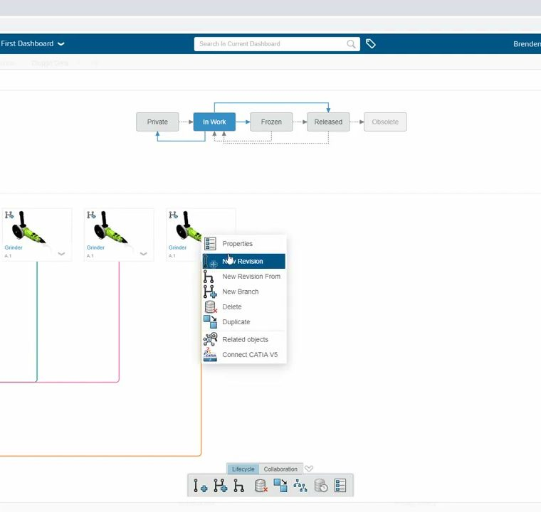 3DEXPERIENCE Lifecycle Management
