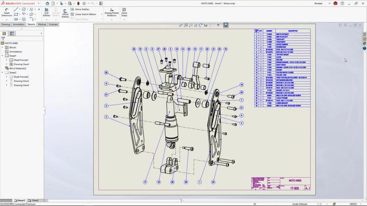 3DEXPERIENCE SOLIDWORKS Output Design