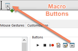 SOLIDWORKS Create Macro Button