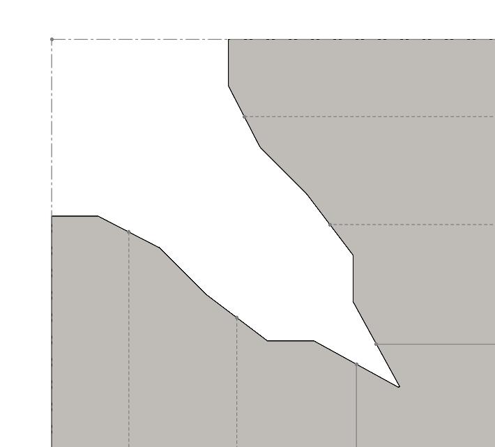 Flat Pattern View