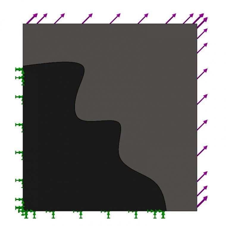 SOLIDWORKS Simulation Bonded Formulation