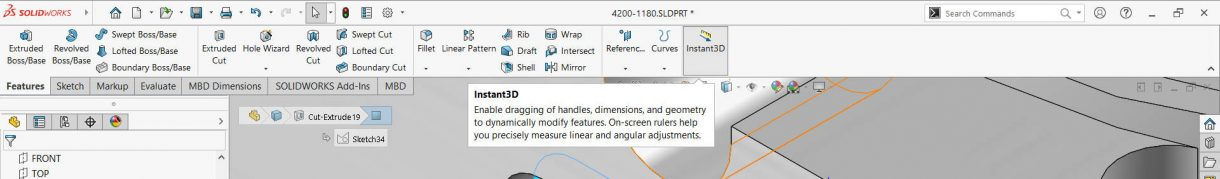 Instant3D Command
