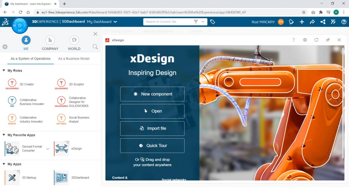 3DEXPERIENCE Named User Licensing