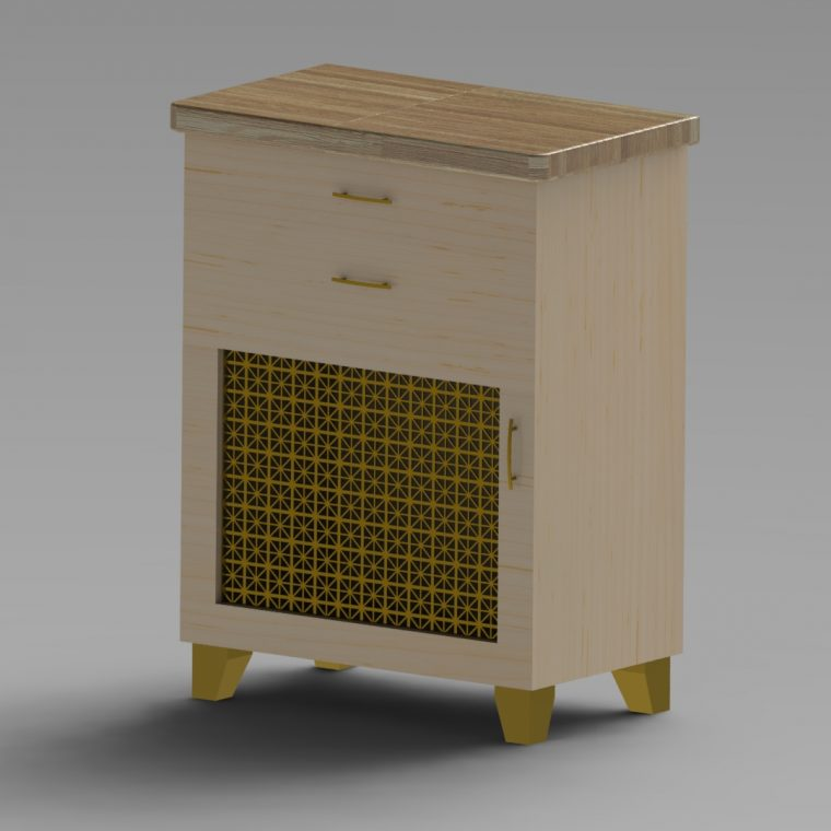 Easy SOLIDWORKS Cabinet Making Part 1