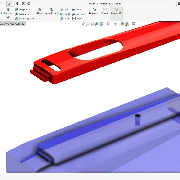 SOLIDWORKS Advanced Surfacing Tutorial