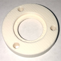replacement part - seal holder - pc-abs