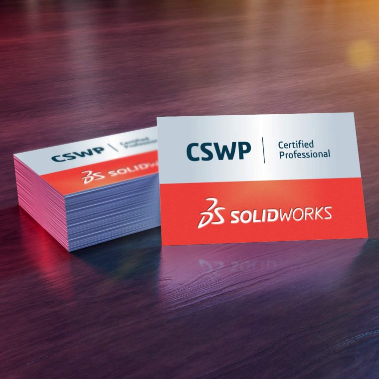 SOLIDWORKS Certification 2021