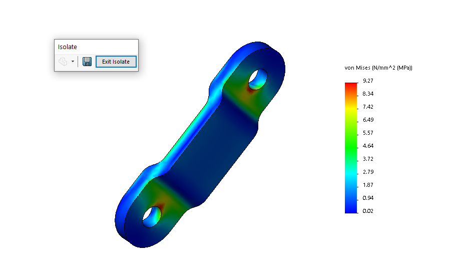 Exit SOLIDWORKS Isolate