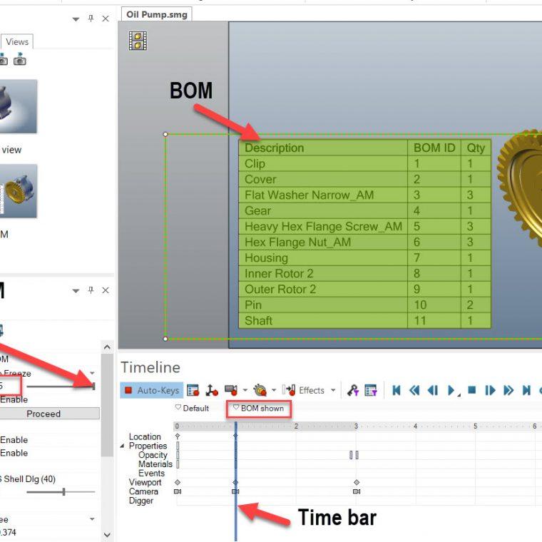 Maximum opacity-BOM shown