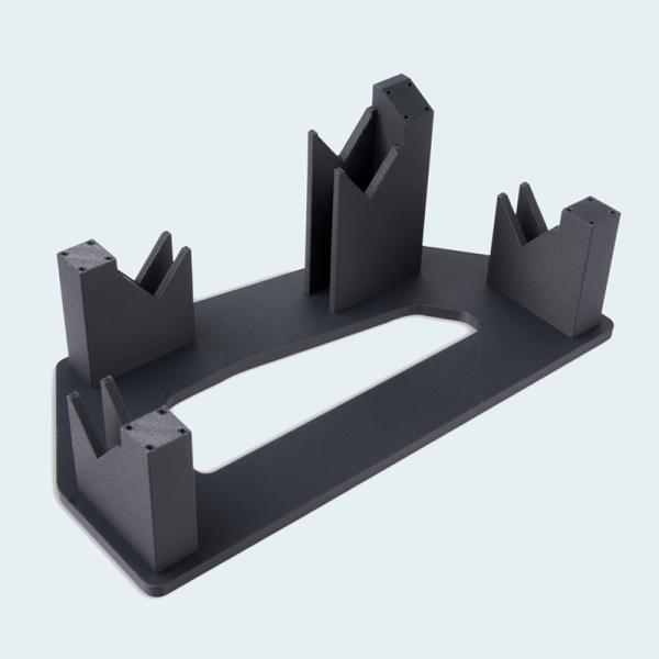 Carbon fiber pipe weld fixture