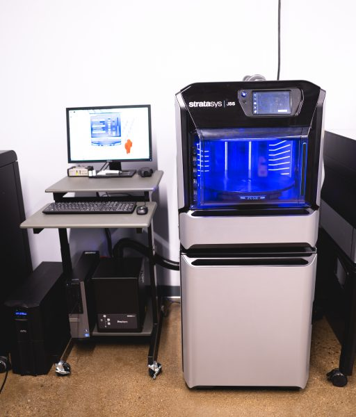 3D printer in the Additive Manufacturing Centre