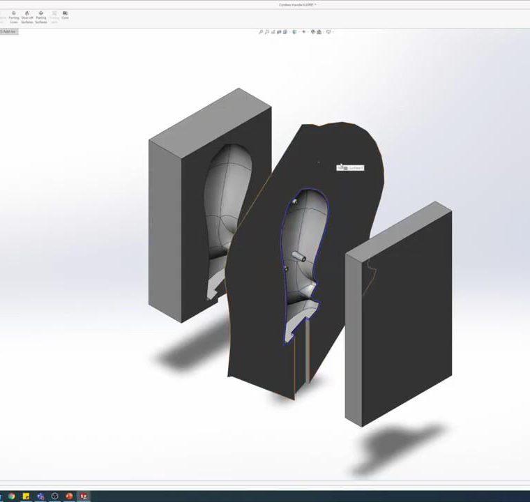 SOLIDWORKS Mold Design