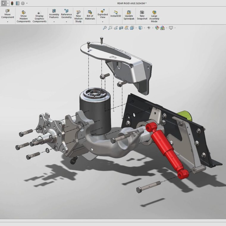SOLIDWORKS 2018 - 2022