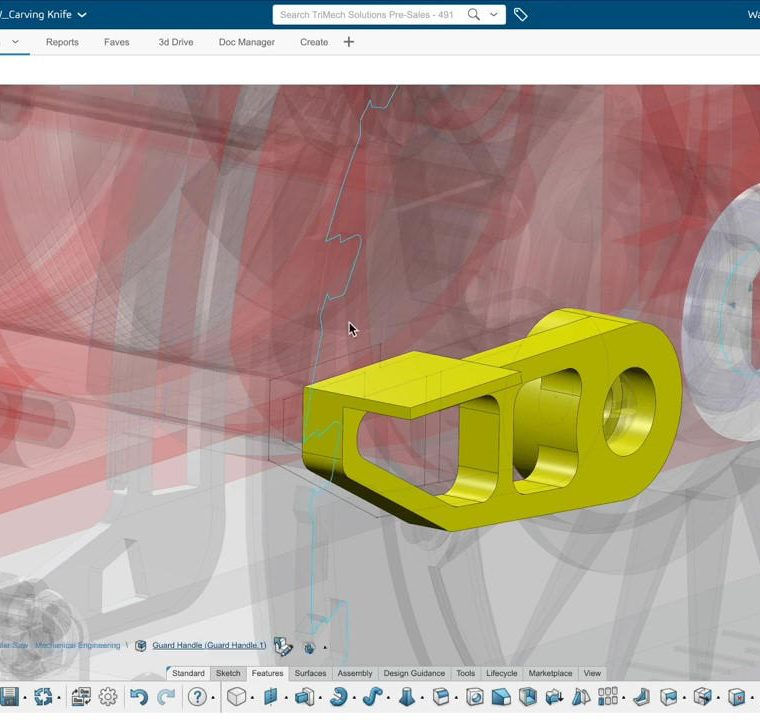 SOLIDWORKS 3DEXPERIENCE 3D Printing