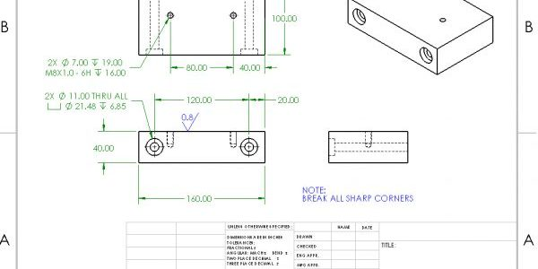 SOLIDWORKS drawing colour