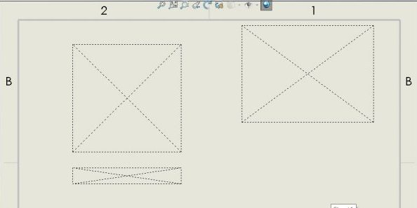 SOLIDWORKS drawing empty views