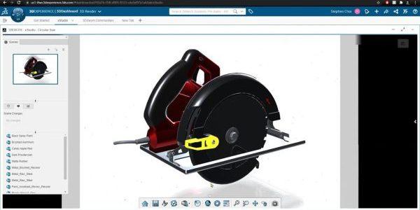 3D Render xStudio