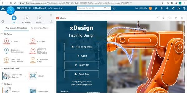 3DEXPERIENCE Named User Licensing