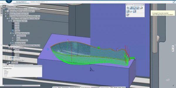 3DEXPERIENCE Shop Floor Programmer for CAM