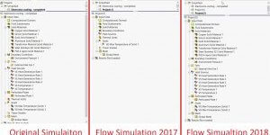 SOLIDWORKS Flow Simulation Template
