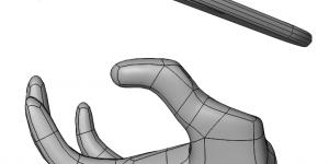Both hands Top