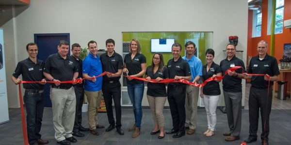 Vancouver Office Ribbon Cutting