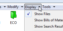 Display View Types