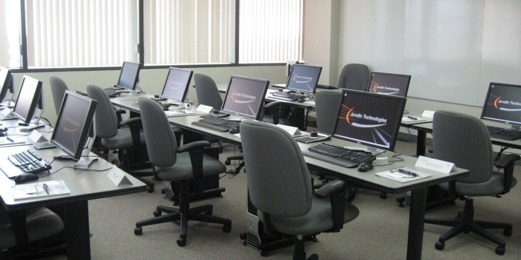 Javelin Technologies' state of the art training facility.