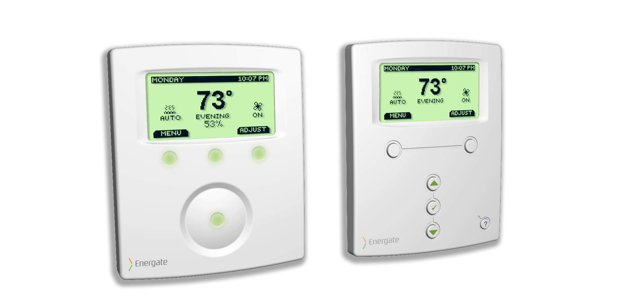 2010 Green Design Contest Winner: Energate Thermostat