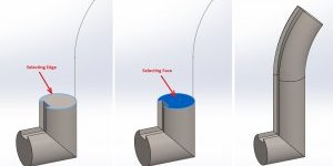 Sweep Enhancement in SOLIDWORKS 2017
