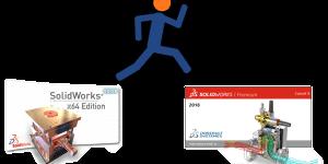 SOLIDWORKS Multiple Version Upgrade
