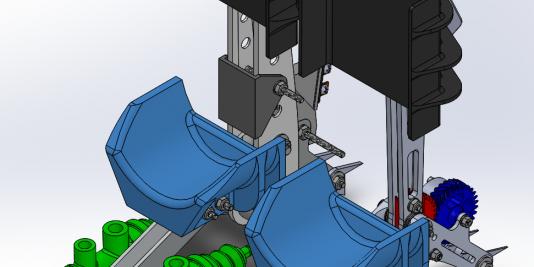 RFR heel cups 3d printed in carbon fiber