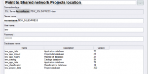 SOLIDWORKS Electrical Application Settings