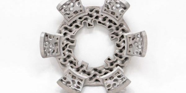 Metal Sensor Holder