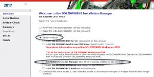 upgrade SOLIDWORKS SNL Manager