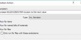 SOLIDWORKS PDM Revision