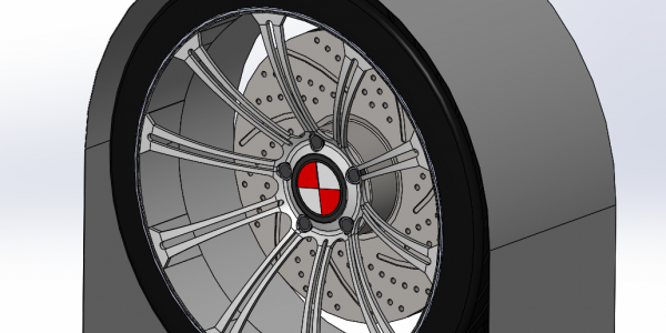 Wheel arch design required