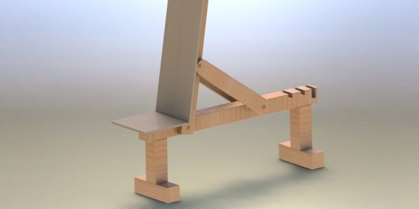 SOLIDWORKS Workout Bench