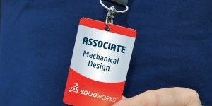 Certified SOLIDWORKS CSWA Associate Badge